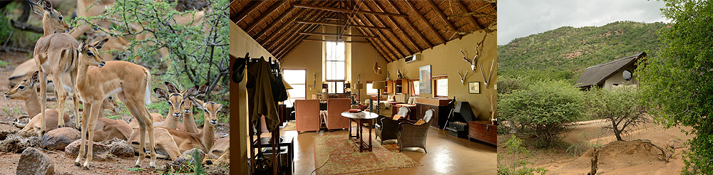 pilanesberg private lodge rates page header